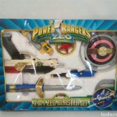 Figuras y Muñecos Power Rangers: POWER RANGERS ZEO 7 EN 1. Lote 113235740