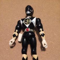 Figuras y Muñecos Power Rangers: 183L253 FIGURA ACCIÓN POWER RANGER NEGRO BANDAI 1994, 94. Lote 114123078