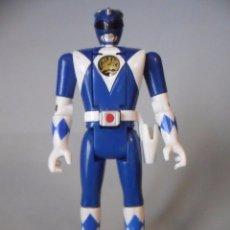 Figuras y Muñecos Power Rangers: MIGHTY MORPHIN POWER RANGERS AZUL BILLY AUTO MORPHIN FIGURA DE 14 CM BANDAI 1993. Lote 114727867