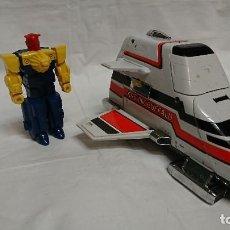 Figuras y Muñecos Power Rangers: BIOMAN,MACHINE BUFFALO, POWER RANGER, BANDAI 1988. Lote 117582791