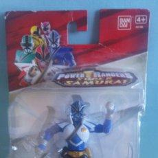 Figuras y Muñecos Power Rangers: BLISTER MUÑECO POWER RANGERS SUPER SAMURAI BANDAI 2012. Lote 120010058