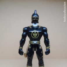 Figuras y Muñecos Power Rangers: FIGURA POWER RANGERS NEGRO 2006 BANDAI. Lote 120638447