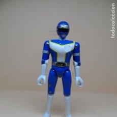 Figuras y Muñecos Power Rangers: FIGURA TURBO RANGER AZUL (POWER RANGER) 1989 BANDAI. Lote 120713747