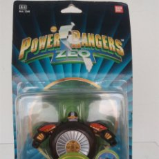 Figuras y Muñecos Power Rangers: POWER RANGERS ZEO BLISTER A ESTRENAR BANDAI ROBOT. Lote 121069242