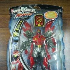 Figuras y Muñecos Power Rangers: 31030 BANDAI POWER RANGERS RPM - MOTOMORPH EAGLE RANGER FIGURA 17 CM. MOTO MORPH BLISTER SIN ABRIR. Lote 121243435