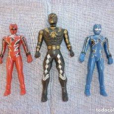 Figuras y Muñecos Power Rangers: LOTE 3 FIGURAS POWER RANGERS ?. Lote 121731175