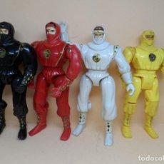 Figuras y Muñecos Power Rangers: LOTE FIGURAS POWER RANGERS 1995 BANDAI. Lote 121905659