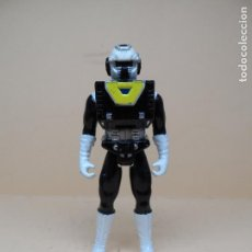 Figuras y Muñecos Power Rangers - POWER RANGERS IN SPACE LUNAR BLACK RANGER 1998 BANDAI - 122191115
