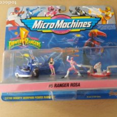 Figuras y Muñecos Power Rangers: MICROMACHINE. Lote 114967691