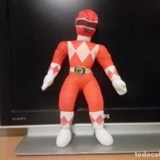 Figuras y Muñecos Power Rangers: POWER RANGERS PELUCHE AÑOS 90,RANGER ROJO,ALTO 30CM.. Lote 123911723