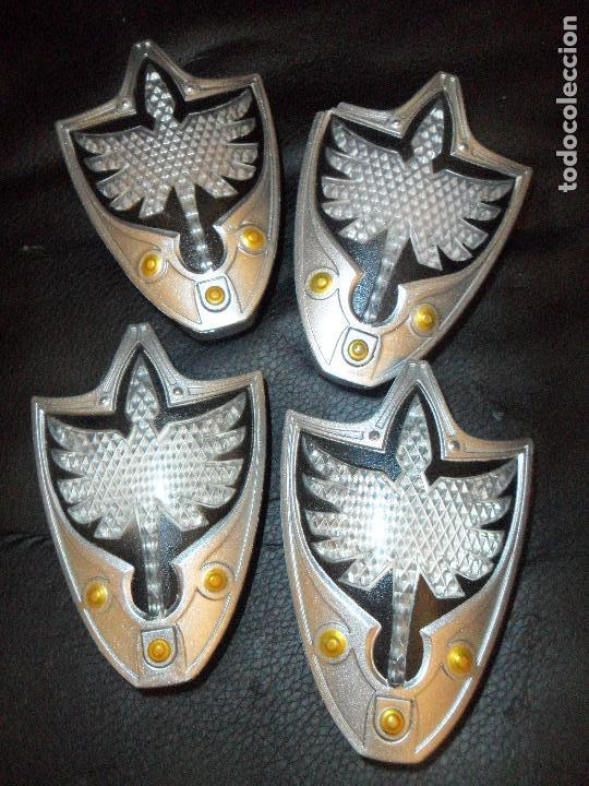 METAMORFOSEADORES - POWER RANGERS, FUERZA MISTICA. BANDAI 2005 MYSTIC FORCE. (Juguetes - Figuras de Acción - Power Rangers)