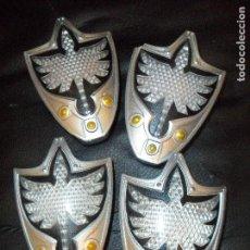 Figuras y Muñecos Power Rangers: METAMORFOSEADORES - POWER RANGERS, FUERZA MISTICA. BANDAI 2005 MYSTIC FORCE.. Lote 124142575