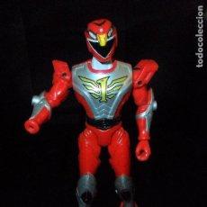 Figuras y Muñecos Power Rangers: RANGER ROJO - POWER RANGERS RPM SERIE, 2008. BANDAI -. Lote 124483387