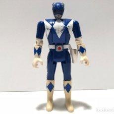 Figuras y Muñecos Power Rangers: POWER RANGER AZUL BANDAI 93. Lote 127867535