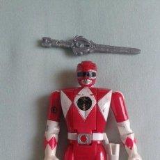 Figuras y Muñecos Power Rangers: POWER RANGER ROJO. Lote 143826700