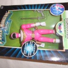Figuras y Muñecos Power Rangers: POWER RANGER ZEO UNO ROSA. Lote 128423471