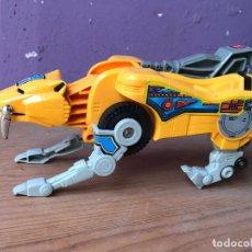 Figuras y Muñecos Power Rangers: DINOZORD MEGAZORD DE POWER RANGER - DIENTES DE SABLE TIGRE . Lote 128475967