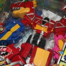 Figuras y Muñecos Power Rangers: CAJA POWER RANGERS SIN ABRIR DINO SUPER CHARGE . Lote 128666075