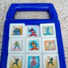 Figuras y Muñecos Power Rangers: PUZZLE POWER RANGERS ,AÑOS 90, BERNABEU GISBERT ,IBI SPAIN. Lote 128821490