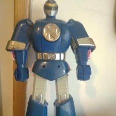 Figuras y Muñecos Power Rangers - Muñeco de bandai 95 Power Rangers deluxe auto-morphin ninjor megazord 1995 - 130130803