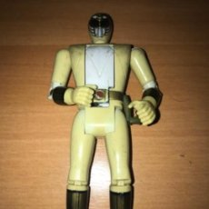Figuras y Muñecos Power Rangers: ANTIGUA FIGURA POWER RANGERS BLANCO BANDAI 1993. Lote 131287987