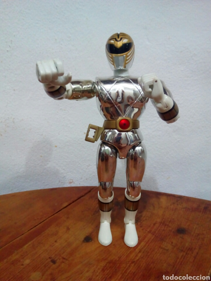 FIGURA POWER RANGERS 1993 (Juguetes - Figuras de Acción - Power Rangers)