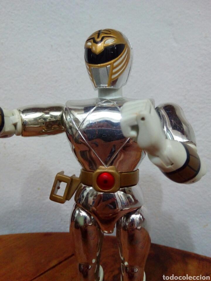 Figuras y Muñecos Power Rangers: figura power rangers 1993 - Foto 2 - 132210505
