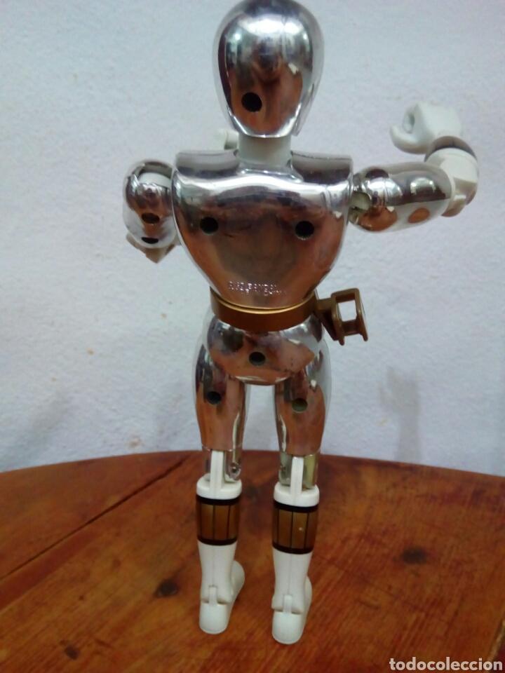Figuras y Muñecos Power Rangers: figura power rangers 1993 - Foto 3 - 132210505