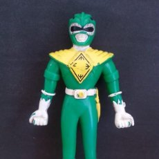 Figuras y Muñecos Power Rangers: FIGURA MUÑECO DE GOMA PVC POWER RANGERS AÑO 1994. TM AND SABAN HENRY GORDY. Lote 132247490