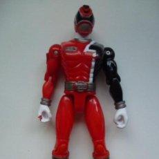 Figuras y Muñecos Power Rangers: POWER RANGER ROJO. BANDAI 2005.. Lote 133553990
