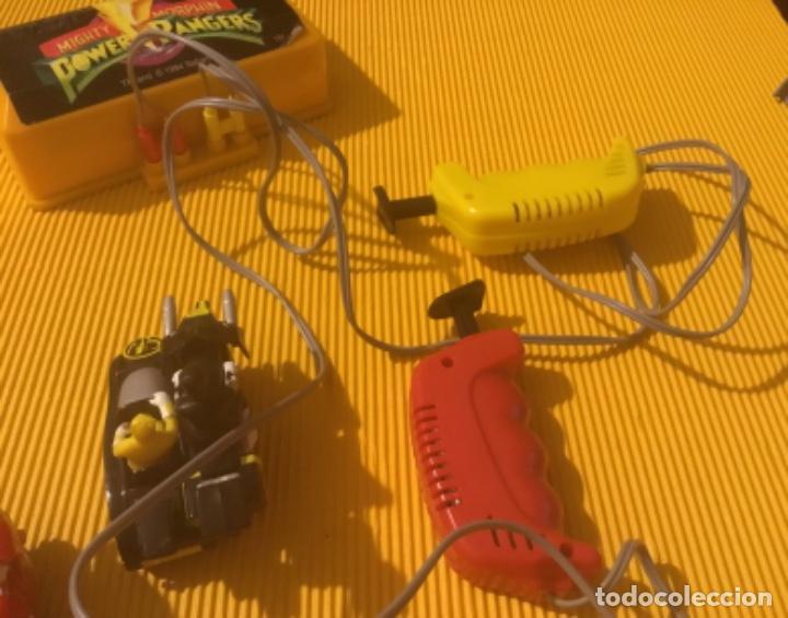 Figuras y Muñecos Power Rangers: Atencion coleccionistas power rangers - Foto 7 - 133599298