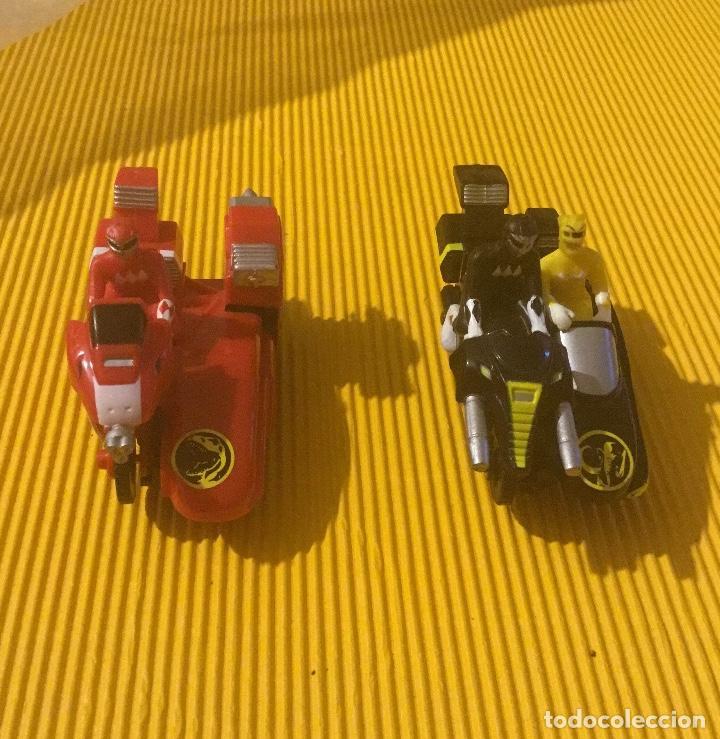 Figuras y Muñecos Power Rangers: Atencion coleccionistas power rangers - Foto 8 - 133599298