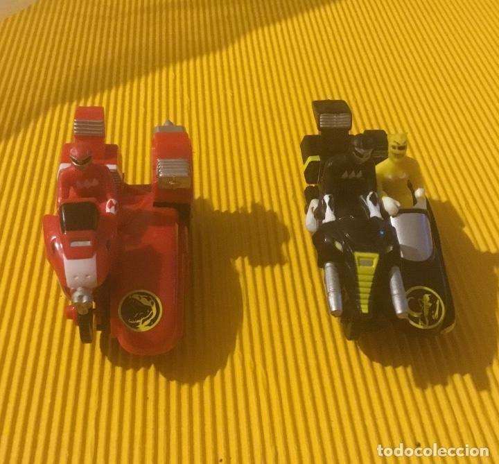 Figuras y Muñecos Power Rangers: Atencion coleccionistas power rangers - Foto 9 - 133599298