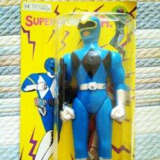 Figuras y Muñecos Power Rangers: FIGURA DE ACCIÓN BOOTLEG KO MOTU POWER RANGERS VINTAGE RARE. Lote 134331447