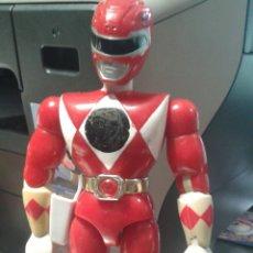 Figuras y Muñecos Power Rangers: POWER RANGER ROJO. Lote 145070014