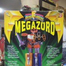 Figuras y Muñecos Power Rangers: POWER RANGERS MEGAZORD 1ªGENERACIÓN 1993.BANDAI REF.2220.DINOZORD.. Lote 159694613
