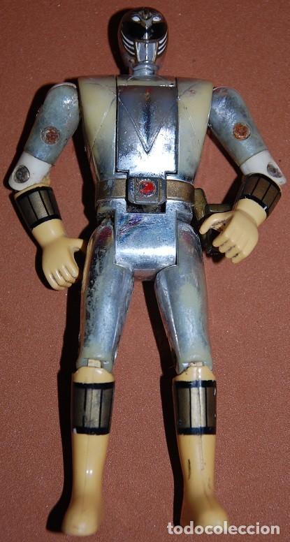MUÑECO POWER RANGER BANDAI 1993 (Juguetes - Figuras de Acción - Power Rangers)