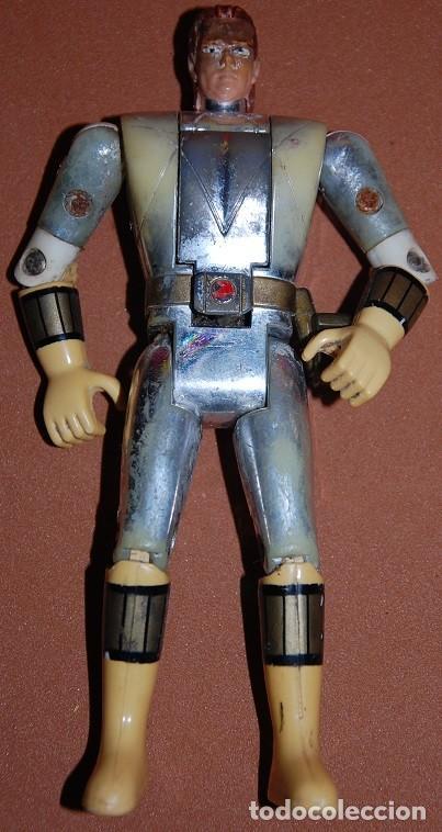 Figuras y Muñecos Power Rangers: MUÑECO POWER RANGER BANDAI 1993 - Foto 2 - 137253850