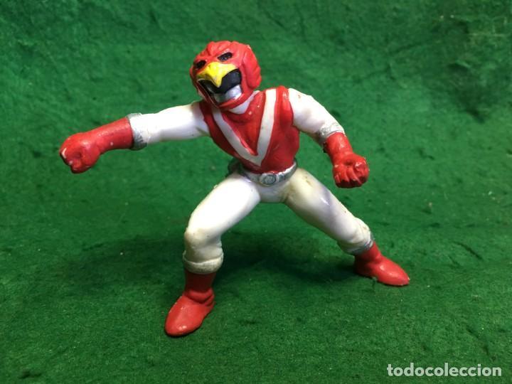 FIGURA POWER RANGERS BOOTLEG (Juguetes - Figuras de Acción - Power Rangers)