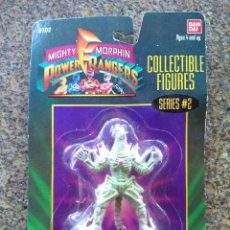 Figuras y Muñecos Power Rangers: POWER RANGERS -- SERIES 2 -- BANDAI -- BLISTER --. Lote 142078702