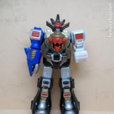 Figuras y Muñecos Power Rangers: FIGURA POWER RANGERS MEGAZORD MINI WILD FORCE 2001 BANDAI. Lote 142966930