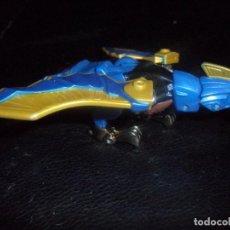 Figuras y Muñecos Power Rangers: CONDOR WILDFORCE - CABEZA ANIMUS MEGAZORD DELUXE (METALICO)- POWER RANGERS WILD FORCE 2001 BANDAI. Lote 143739094