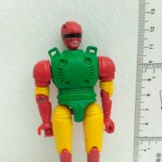 Figuras y Muñecos Power Rangers: MUY RARO POWER RANGER RASTA BOOTLEG. Lote 143801896