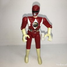Figurines et Jouets Power Rangers: POWER RANGERS ROJO BANDAI 1993. Lote 144647966