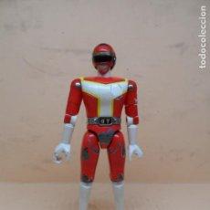 Figuras y Muñecos Power Rangers: FIGURA TURBO RANGER ROJO (POWER RANGER) 1989 BANDAI. Lote 145896918
