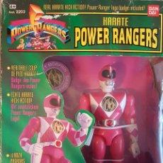 Figuras y Muñecos Power Rangers: POWER RANGER ROSA. Lote 147524077