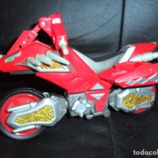 Figuras y Muñecos Power Rangers: MOTO BIKE RED RANGER - POWER RANGERS DINO THUNDER 2003 BANDAI . Lote 146267390