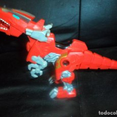 Figuras y Muñecos Power Rangers: T.REX ZORD VEHICULO CLASSIC - POWER RANGERS MIGHTY MORPHIN, BANDAI 2010-. Lote 208022623