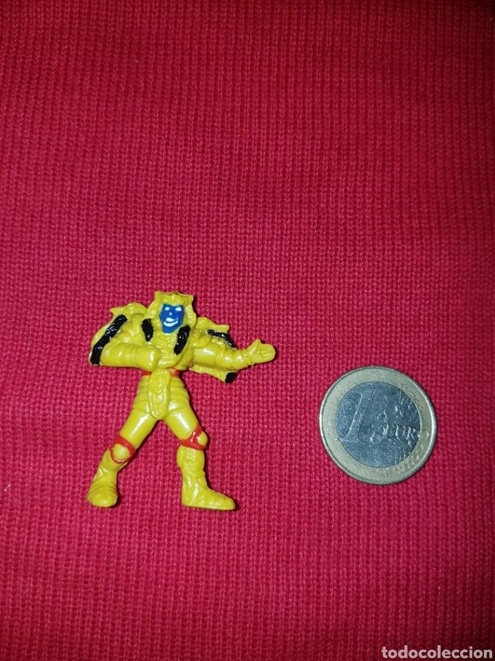 FIGURA POWER RANGERS GOLDAR 1995 SABAN (Juguetes - Figuras de Acción - Power Rangers)