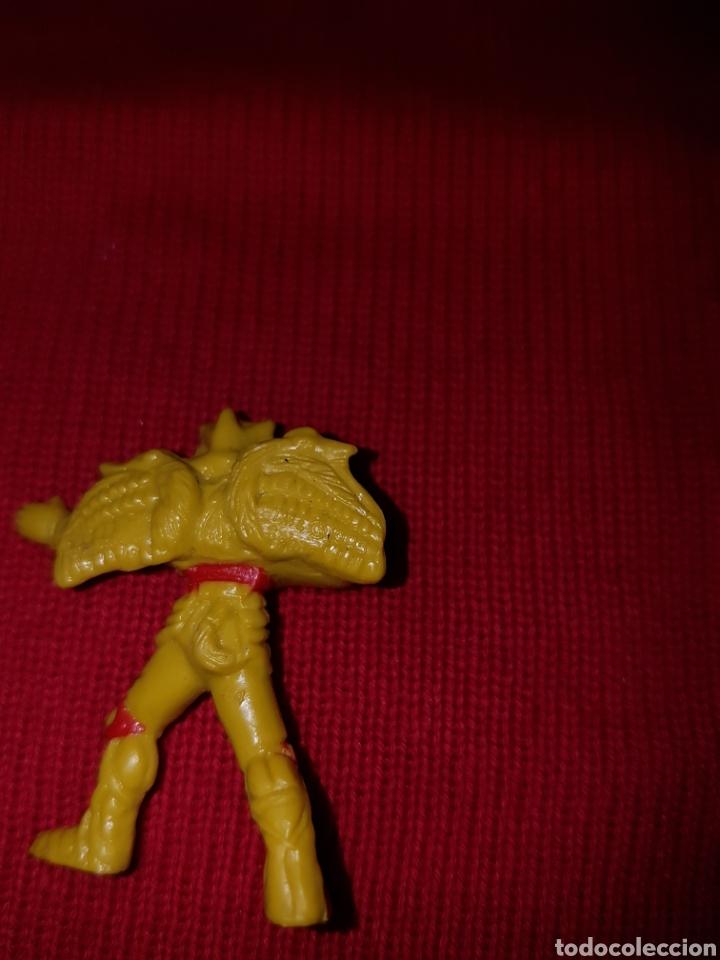 Figuras y Muñecos Power Rangers: Figura Power Rangers Goldar 1995 Saban - Foto 3 - 146426028